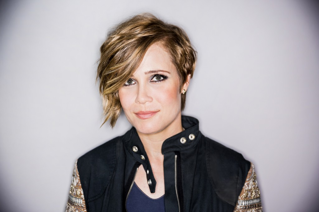 Leila Josefowicz, photographed by Chris Lee, 5/13/15. Photo by Chris Lee
